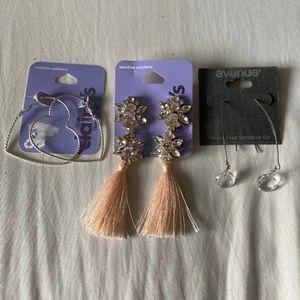 Earring/Necklace Bundle